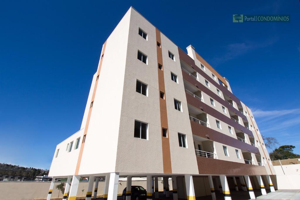 Apartamento residencial à venda, Bacacheri, Curitiba - AP0413.