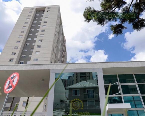 Apartamento residencial à venda, Água Verde, Curitiba - AP0416.