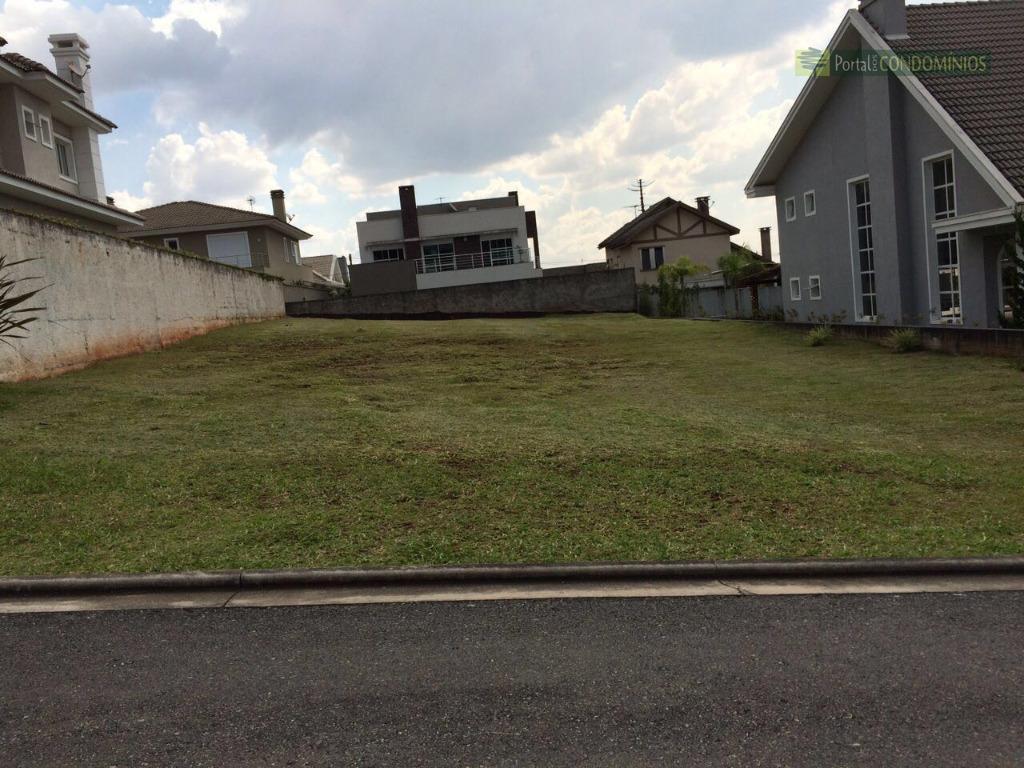 Terreno residencial à venda, Alphaville Graciosa, Pinhais - TE0462.