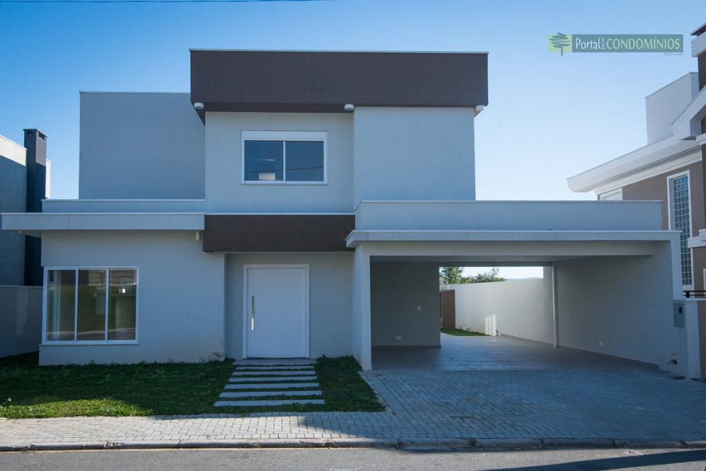Casa residencial à venda, Santa Felicidade, Curitiba.