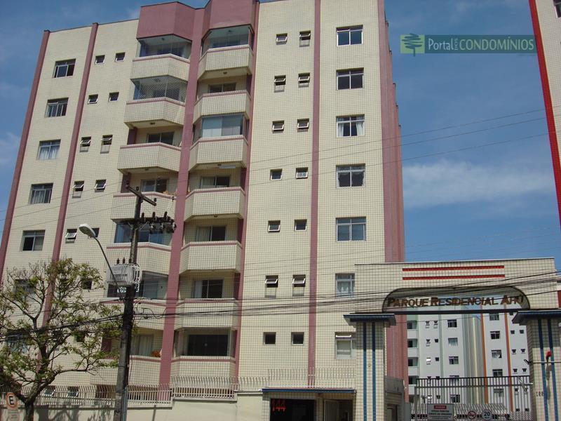 Apartamento residencial à venda, Cabral, Curitiba - AP0447.