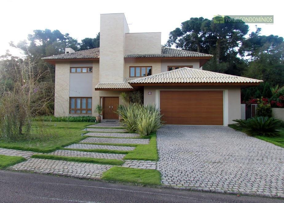 Casa residencial à venda, Centro, Quatro Barras.