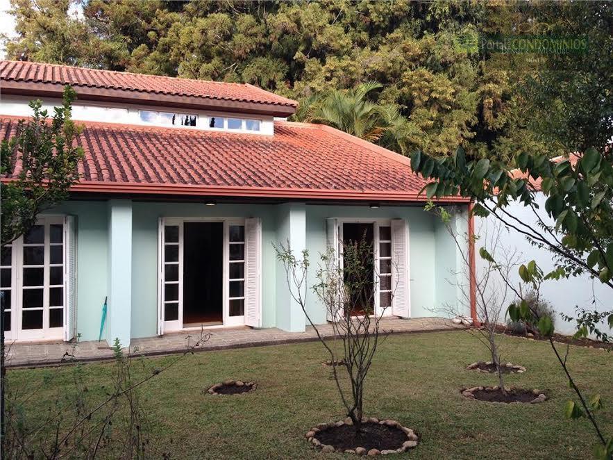 Casa residencial à venda, Hugo Lange, Curitiba - CA0259.
