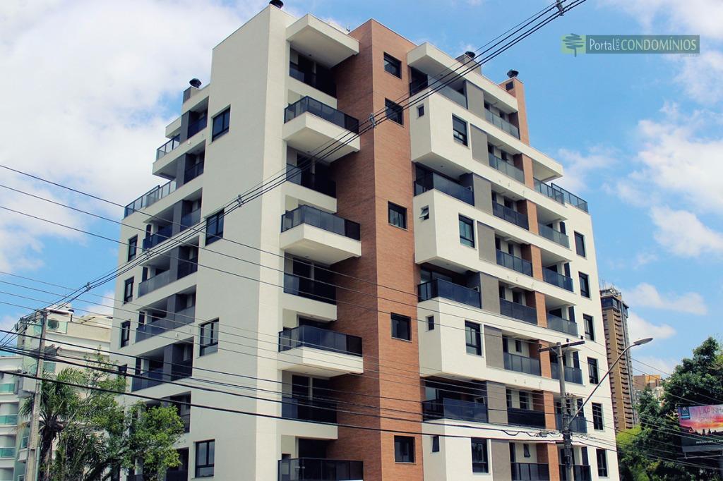 Cobertura residencial à venda, Mercês, Curitiba - CO0056.