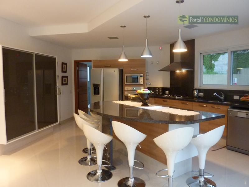 Casa residencial à venda, Campo Comprido, Curitiba - CA0017.