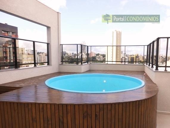 Cobertura residencial à venda, Bigorrilho, Curitiba.