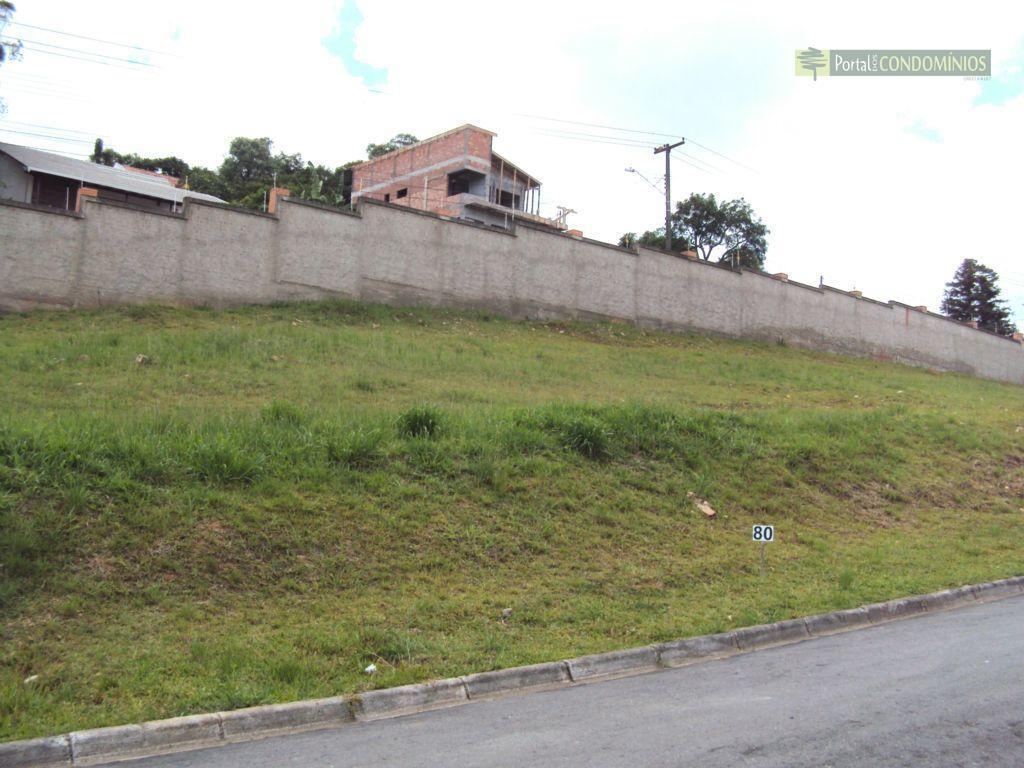 Terreno residencial à venda, Santa Cândida, Curitiba - TE0077.