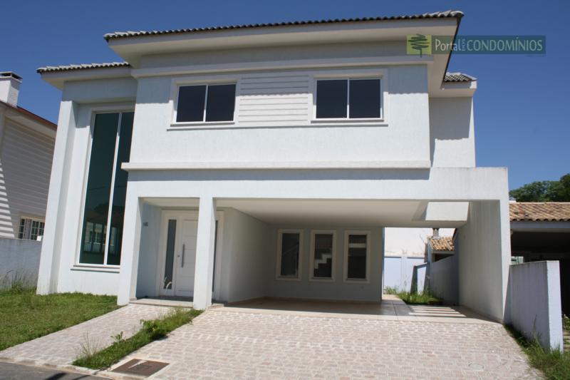Casa residencial à venda, Santa Felicidade, Curitiba - CA0023.