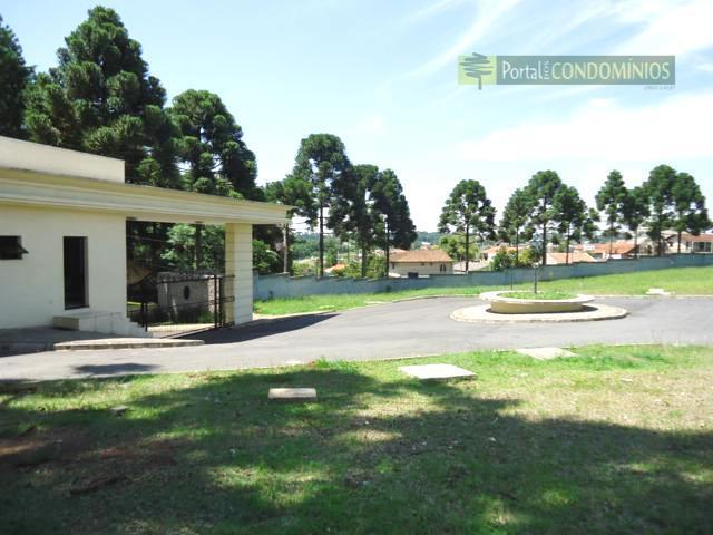 Terreno residencial à venda, Orleans, Curitiba - TE0203.