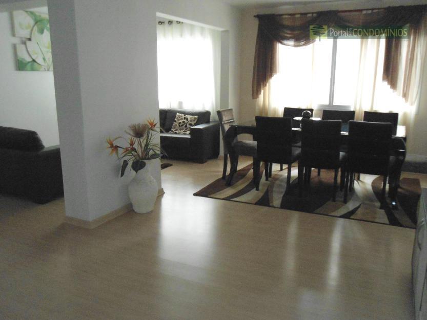 Apartamento residencial à venda, Bigorrilho, Curitiba - AP0032.