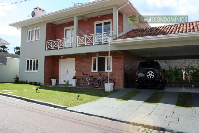 Casa residencial à venda, Santa Felicidade, Curitiba - CA0012, Portal dos Condominios.