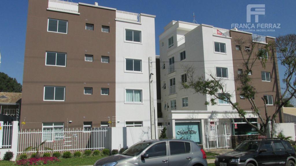 Apartamento  residencial à venda, Santa Quitéria, Curitiba.