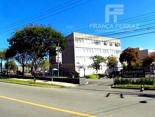 Apartamento residencial à venda, Novo Mundo, Curitiba - AP0288.