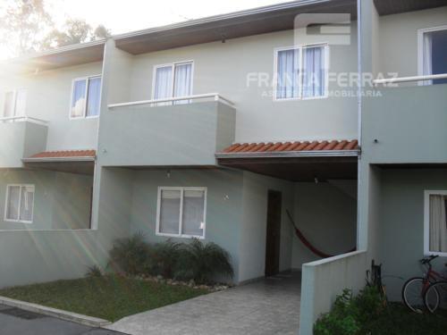 Sobrado  residencial à venda, Novo Mundo, Curitiba.