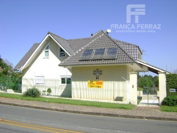 Casa  rural à venda, Centro, Quatro Barras.