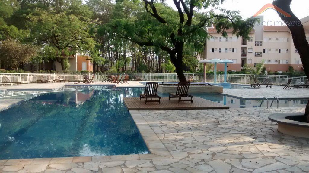 Apartamento residencial à venda, Jardim São José, Ribeirão Preto.