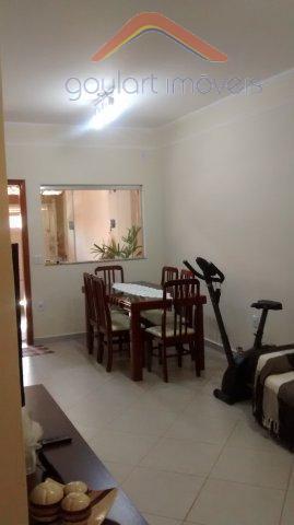 Casa residencial à venda, Jardim Ouro Branco, Ribeirão Preto.