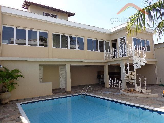 Casa residencial para venda e locação, Alto da Boa Vista, Ribeirão Preto - CA0114.