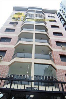 Apartamento Residencial à venda, Canto do Forte, Praia Grande - AP0140.