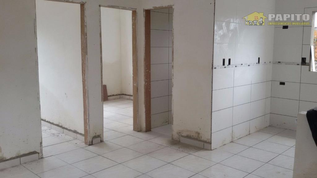 7 unidades disponíveis*casa 01 sobreposta alta 2 dorms, sala, cozinha, banheiro, área de serviço - r$...