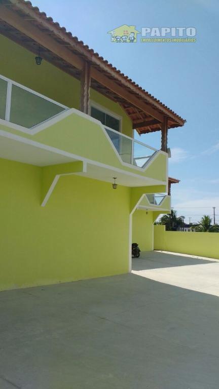 Casa residencial à venda, Balneário Esmeralda, Praia Grande.