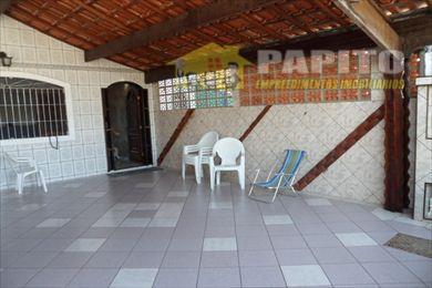 Casa Residencial à venda, Vila Mirim, Praia Grande - CA0108.