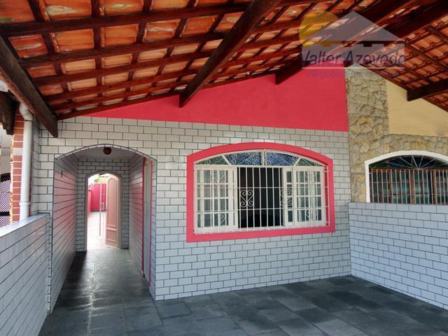 Casa residencial para locação, Vila Caiçara, Praia Grande - CA0002.