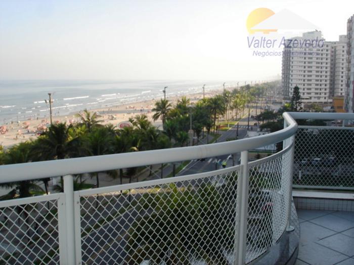 Apartamento residencial à venda, Vila Tupi, Santos - AP0032.