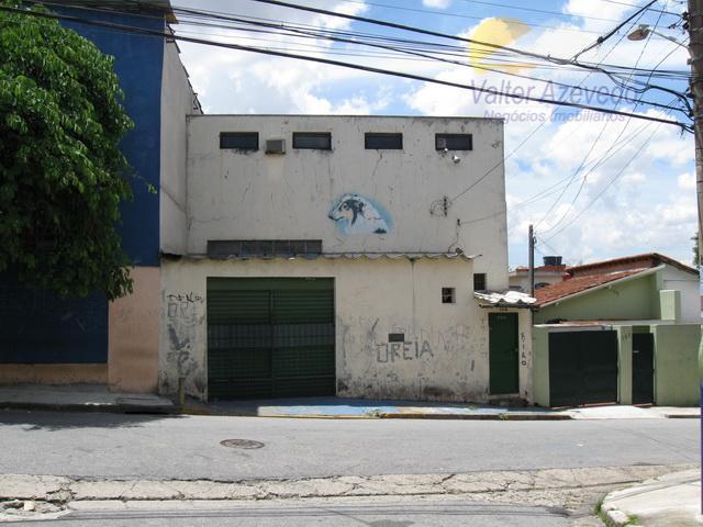Galpão comercial à venda, Imirim, São Paulo - GA0004.