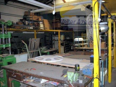 galpão industrial imirim ! 10x25 m², 251 m² de terreno, 400 m² de área construída! térreo:...