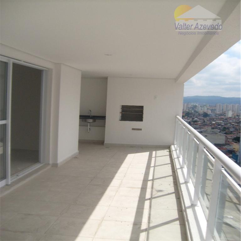 Apartamento residencial à venda, Santa Terezinha, São Paulo - AP0069.