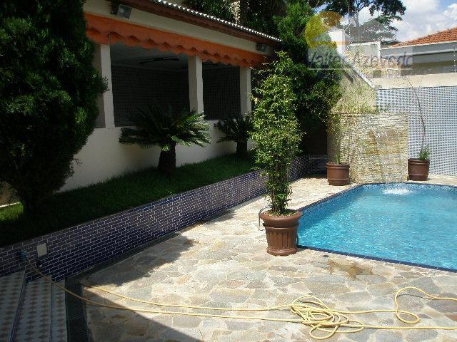 Casa residencial à venda, Jardim São Bento, São Paulo - CA0001.