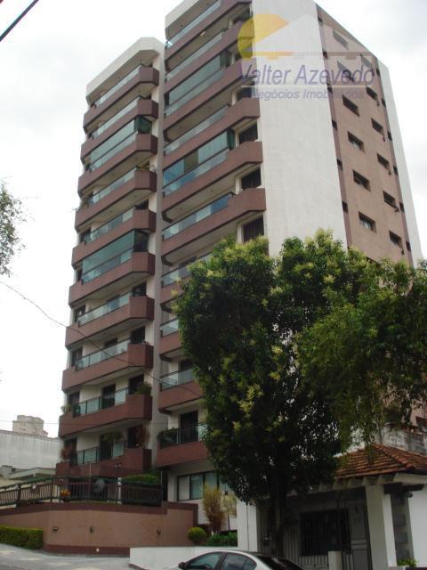 Apartamento residencial à venda, Santa Terezinha, São Paulo - AP0089.