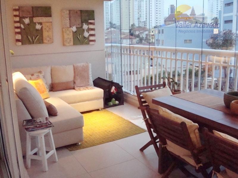 Apartamento residencial à venda, Santana, São Paulo - AP0099.