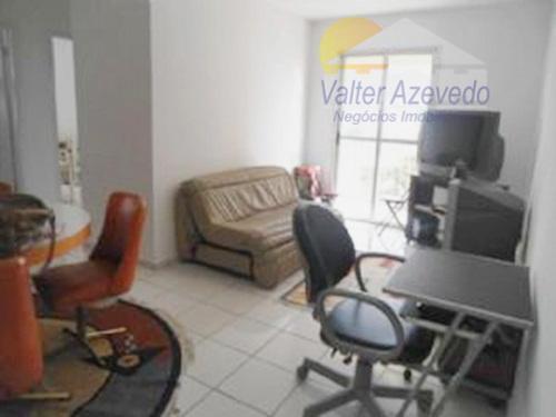 Apartamento residencial à venda, Santa Terezinha, São Paulo - AP0105.