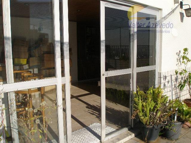 Cobertura residencial à venda, Santana, São Paulo - CO0010.