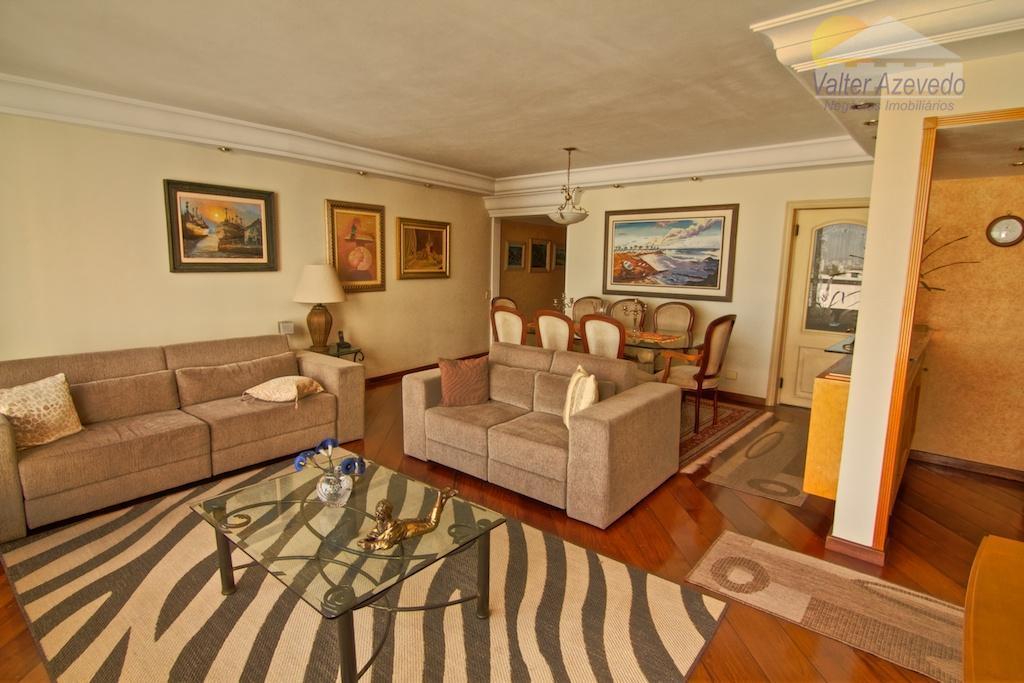 Apartamento residencial à venda, Santana, São Paulo - AP0110.