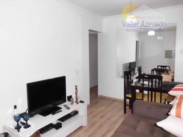Apartamento residencial à venda, Vila Amália (Zona Norte), São Paulo - AP0122.
