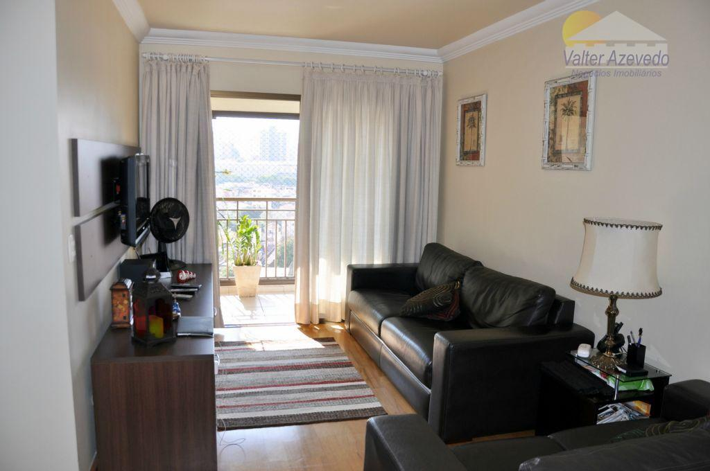 Apartamento residencial à venda, Santana, São Paulo - AP0127.