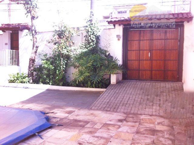 Sobrado residencial à venda, Santana, São Paulo - SO0043.