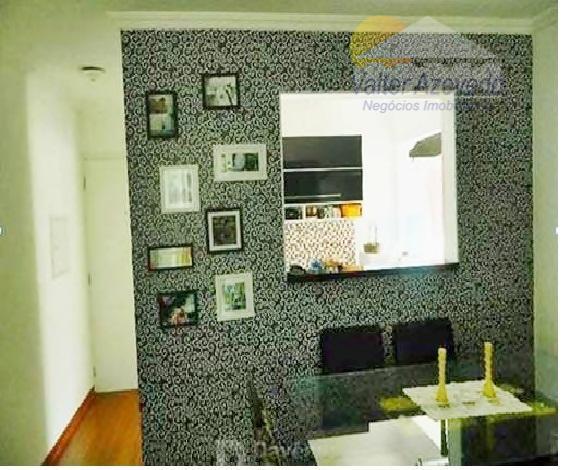 Apartamento residencial à venda, Vila Amélia, São Paulo - AP0156.