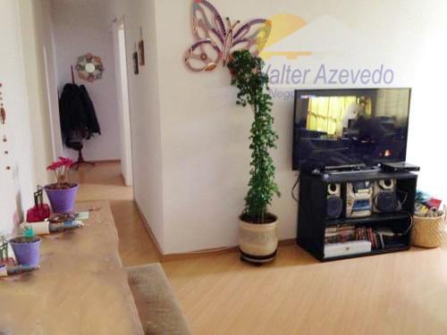 Apartamento residencial à venda, Parque Mandaqui, São Paulo - AP0160.