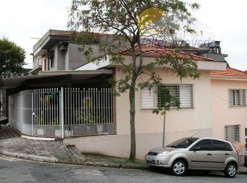 Sobrado Residencial/Comercial à venda, Santa Terezinha, São Paulo - SO0045.
