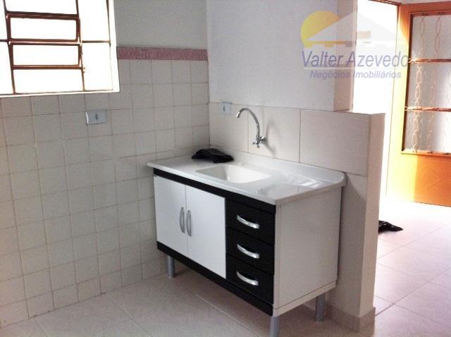 Casa residencial para locação, Vila Aurora (Zona Norte), São Paulo - CA0026.