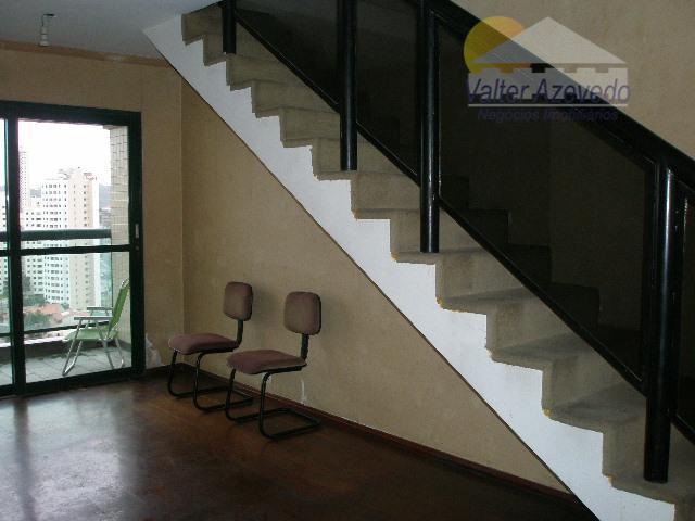 Cobertura residencial à venda, Parque Mandaqui, São Paulo - CO0016.