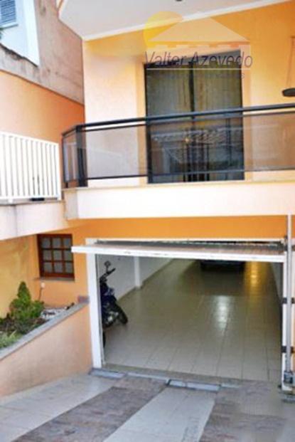 Sobrado residencial à venda, Horto Florestal, São Paulo - SO0049.