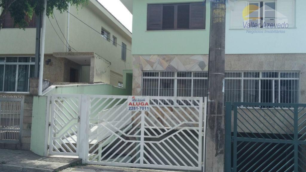 Sobrado residencial para locação, Jardim Paraíso, São Paulo - SO0052.