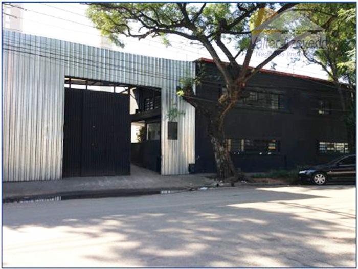 Galpão comercial para locação, Vila Leopoldina, São Paulo - GA0007.