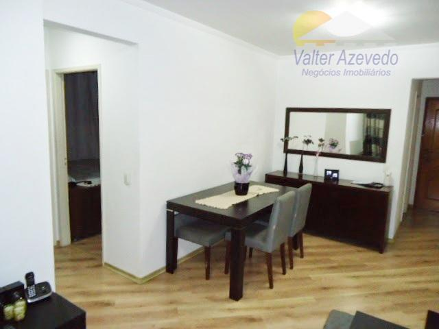 Apartamento residencial à venda, Freguesia do Ó, São Paulo - AP0185.