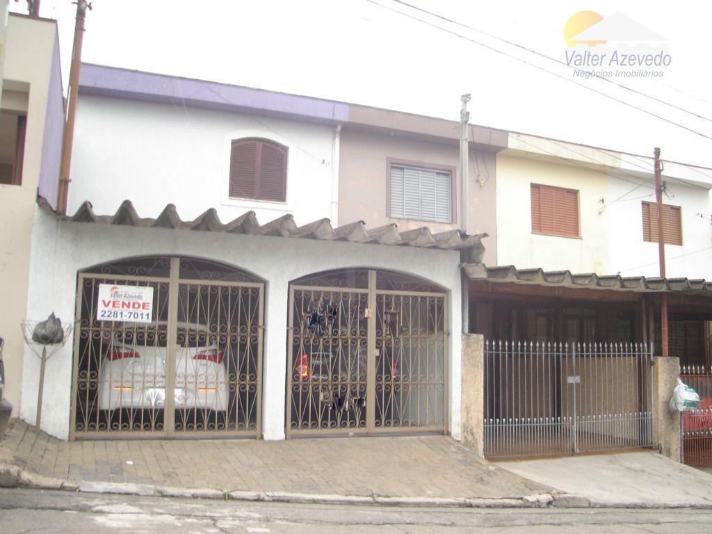 Sobrado residencial à venda, Vila Pirituba, São Paulo - SO0063.